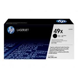 Hewlett Packard [HP] No. 49X Laser Toner Cartridge Page Life 6000pp Black Ref Q5949X HP LaserJet 1320, 3390, 3392 Printers