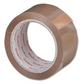 Sellotape Cellux Buff Tape 48mmX50m 0550