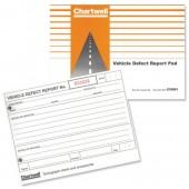 Chartwell Pad Tacho Vehicle DefectReport