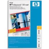 HP A3 Prof InkjetPaperMatt 100sht Q6594A