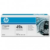 HP 49A Toner Cart Black Q5949A x2