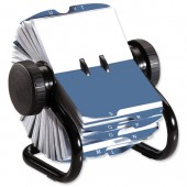 Rolodex 200 RotBusCrd FileBlk S0793780