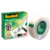 Scotch Magic Tape 810 12mmx66m  8101266