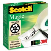 Scotch Magic Tape 810 19mmx66M 8101966