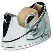 Sellotape Chrome Dispenser