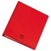 Concord Tel Index Book A5 A-Z Red CD6