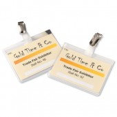 Durable Visitor Name Badge Set 8181/00