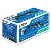 Epson Eco Pack Toner Carts C13S050268