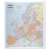 Western Europe Map  Weurp