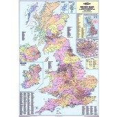 British Isles Counties Map  Bic