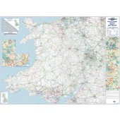 Road Map Wales/W Mid RRP6