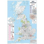 Map Marketing Gb Postal Area Map Bipa