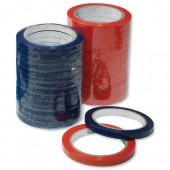 RY Vinyl Bag Sealing Tape Red 9X66