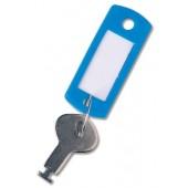 Helix Key Hangers Blue W21040