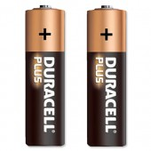 Duracell Plus Power Battery Size AA Pk2
