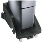 &Rubbermaid Slim Jim Trly BLK3551-88-BLA