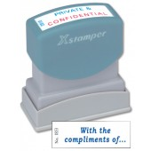 &Xstamper Word Stamp X1853