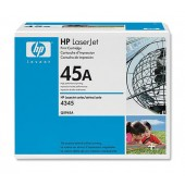HP 45A Toner Cart Black Q5945A x2