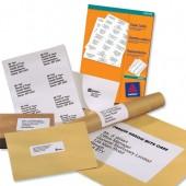 Avery Labels Copier Dps01/3478-100 Bxs