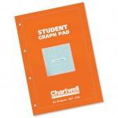 Chartwell Graph Pad A4 10mm J14BZ