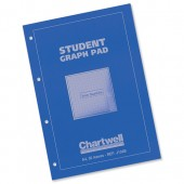 Chartwell Graph Pad A4 5mm J6Q4BZ