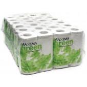 MaxGreen 320Sht Toilet Roll VMAX320 pk36