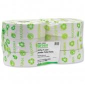 Maxima Jumbo Toilet Tissue VMAX2592 pk6