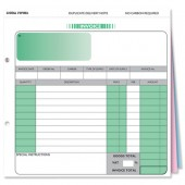 Sigma 3 Part Invoice Si/3 Pk50