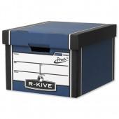 Fellowes Classic Box Blu/Wht 7250603/4