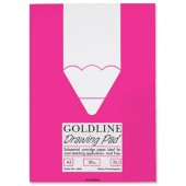 Goldline drawing pad A3