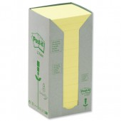Post-It Znote Tower Yel Pk16 R330-1T
