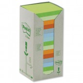 Post-It ZNote Tower Pstl Pk16 R330-1Rpt