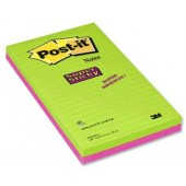 Post-It SupStk Ultr 125x200 Pk2 5845SS