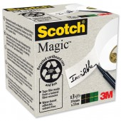 Scotch Magic Tape 900 PK3 19x33 90019333