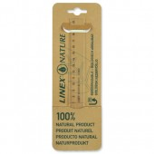 Linex Nature Ruler 200mm Clear Lxon1020