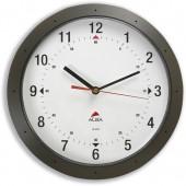 Alba Easytime Quartz Clock Black HORMURN