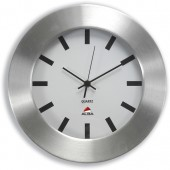 Alba Alu Framed Clock HORALU