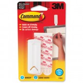 3M Command Adh Wire Back Pic Hanger17041