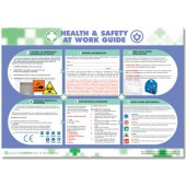 WC Health&Safety At Work Poster 5405023