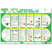 WC Wplace First Aid Guide Poster 5405025