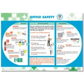 &WC Office Safety Poster 5405027