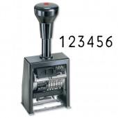 Reiner 6Digit AutNumbrerRB6K6 5.5B