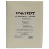 W/Design A4 Transtext Film 25 Sheet