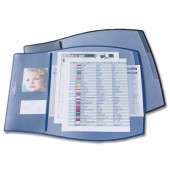 &Durable Work Pad & DeskMat Blu 7209/07