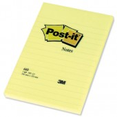 3M Post-It Pad 6Inx4In Ref 660
