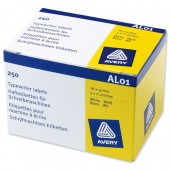 Avery Address Label Roll 76x37 AL01