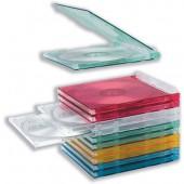 Cmpcssry Stackable CD Cases Ass Pk10