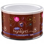 Cadbury's Highlights Tin 450g A07357