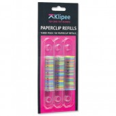 Klipee Pack Of 3 Refills Pcdf001
