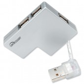 Cmpcssry Mini Hub USB2.0 UK CCS10326